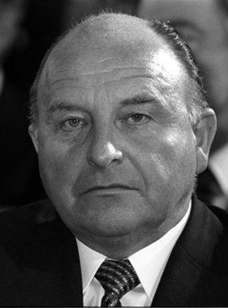 Siegfried Buback - Siegfried Buback, 1976