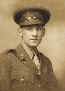 Siegfried Sassoon (May 1915) by George Charles Beresford