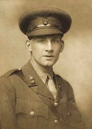 Siegfried Sassoon - Siegfried Sassoon (May 1915) by George Charles Beresford