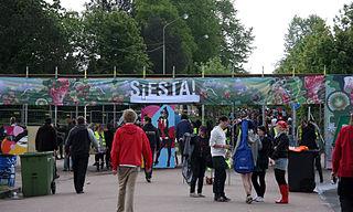 Siesta! Music festival in Sweden