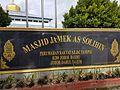 Signage - Jamek As Solihin Mosque, Tampoi.jpg