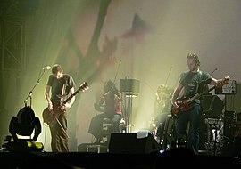 Sigur Rós at the Roskilde Festival 2006