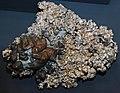 Silver and copper (Mesoproterozoic, 1.05-1.06 Ga; Upper Peninsula of Michigan, USA) (17283607002).jpg
