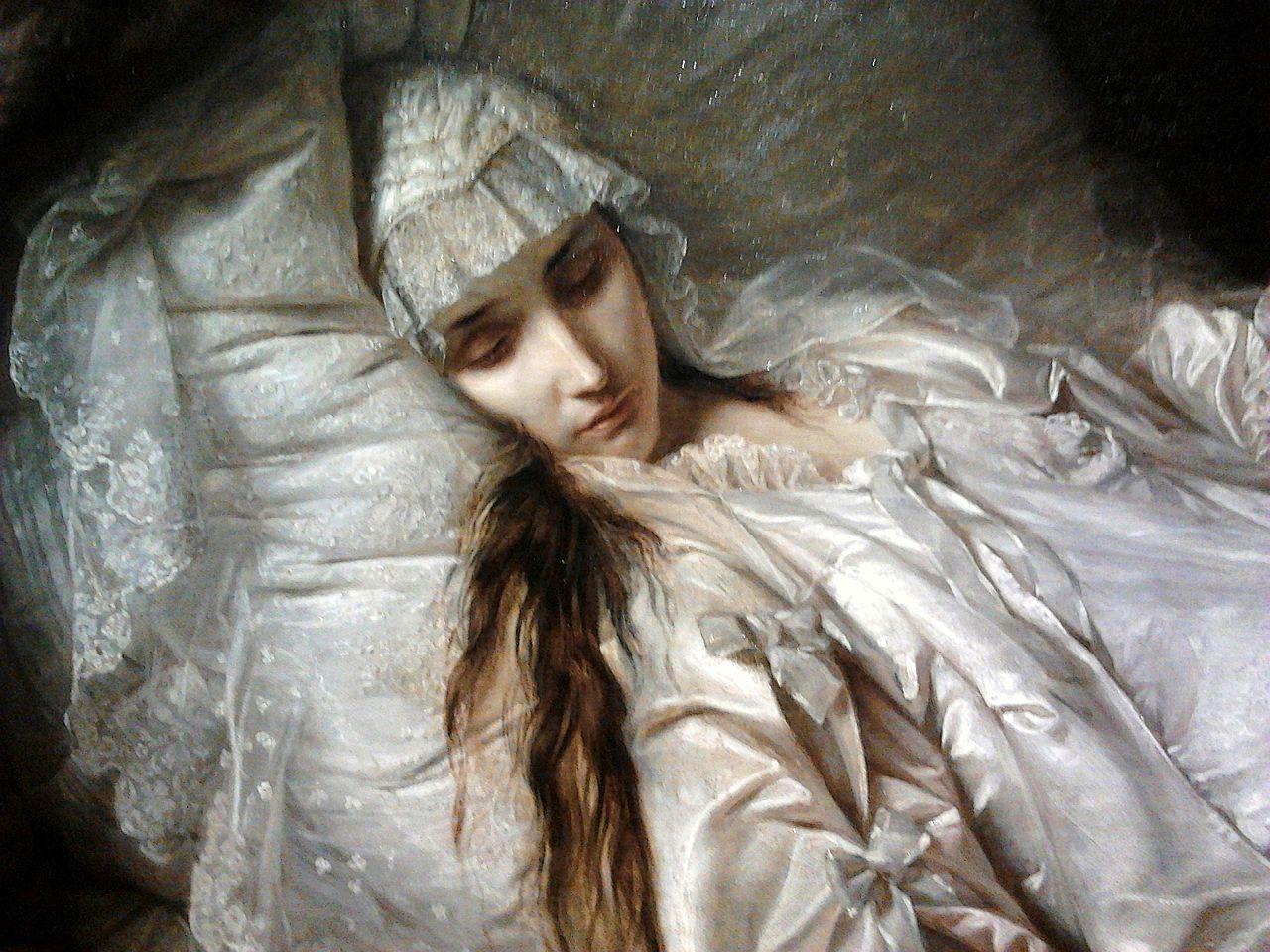 Симмлер Смерть Барбары Радзивилл (фрагмент) .jpg