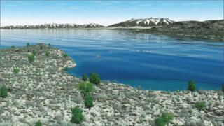 Lake Alamosa