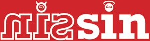 Sin Newspaper - Image: Sin Logo