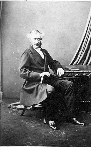 Sir Thomas White, 2nd Baronet - Sir T.W. White 2nd Baronet of Tuxford and Wallingwells in his old age.