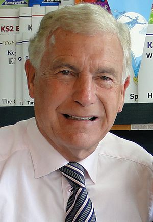 Trevor Brooking - Brooking at a book signing, October 2014