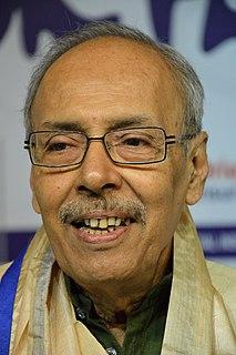 Shirshendu Mukhopadhyay Bengali author from India (born 1935)