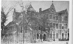Sister's Chapel and St. Mary's School for Girls 1900.jpg