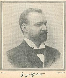 Bror Yngve Sjöstedt naturalist
