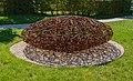 Skulpturenweg Maulbronn - Manuela Tirler - Weed Sphere I, 2013.jpg