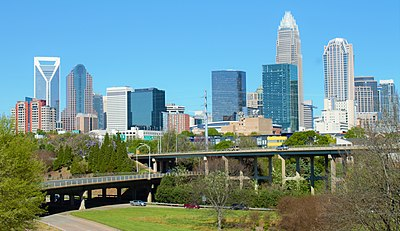 List Of Tallest Buildings In Charlotte North Carolina