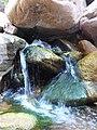 Small Waterfall on Lower Pine Creek Hike - panoramio (1).jpg