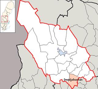 Smedjebacken Municipality Municipality in Dalarna County, Sweden
