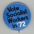 Socialist Workers campaign pin 1972.jpg