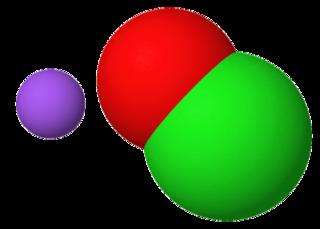 Sodium hypochlorite Chemical compound