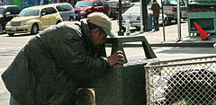 Solitude 2 - homeless
