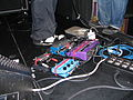 Some more effects pedals used by Ichirou Agata of Melt-Banana.JPG