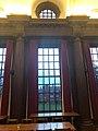 Somerville College Oxford, Hall window.jpg