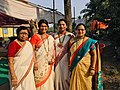 Somvati yag at Veerabhadra Devasthan Vadhav in presence of Balyogi Om Shakti Maharaj. 42.jpg