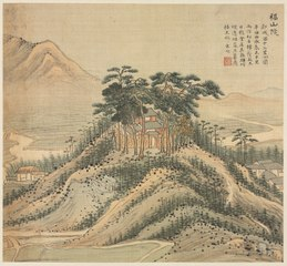 Fushan Monastery