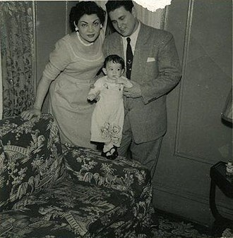 Sonia Sotomayor - Sotomayor and her parents