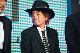 Sion Sono - Image: Sono Shion (Love & Peace) at Opening Ceremony of the 28th Tokyo International Film Festival (21808669303)