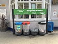 Sorted waste containers in Stirling railway Station.jpg
