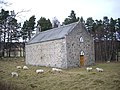 Southwest corner of Corgarff Church - geograph.org.uk - 1053576.jpg