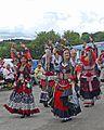 Sowerby Bridge Rushbearing Festival 2016- 400 Roses (28837649663).jpg