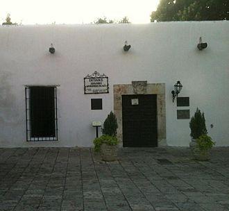 Presidio San Antonio de Béxar - Spanish Military Governor's Palace