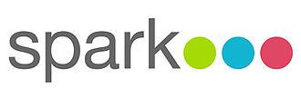 Sparkpr - Image: Spark logo 1000x 330