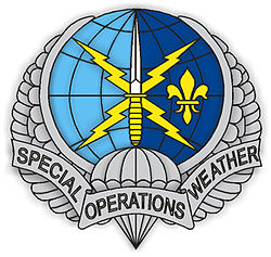 Special operations weather flash