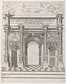Speculum Romanae Magnificentiae- Arch of Septimus Severus MET DP870451.jpg