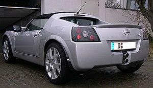 Opel Speedster - Image: Speedster Turbo 2