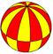 Spherical dodecagonal bipyramid2