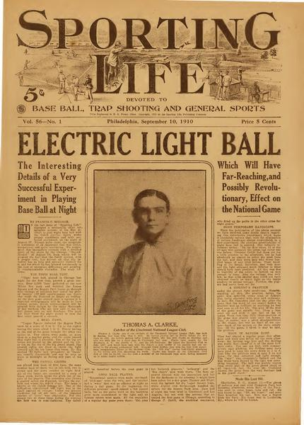 "File:Sporting Life, September 10, 1910 - ""Electric Light Ball"".pdf"