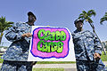 Spreading the message, CSADD reminds Sailors to 'Keep What You've Earned' 150702-N-IU636-063.jpg