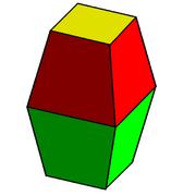 Square bifrustum