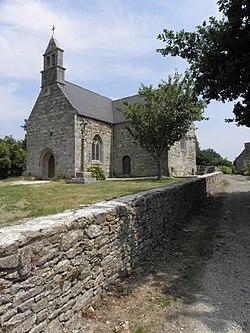 Squiffiec (22) Chapelle de Kermaria 03.JPG