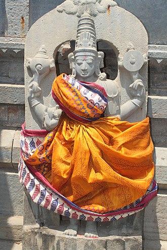 Murti - Image: Sri Parvati Devi (2)