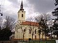 Srpska pravoslavna crkva Uspenja Bogorodice u Perlezu - jugozapad.jpg