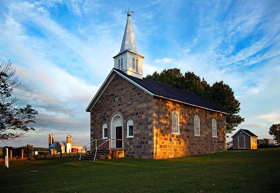 St. John%27s Lutheran Church, Wellesley, Ontario