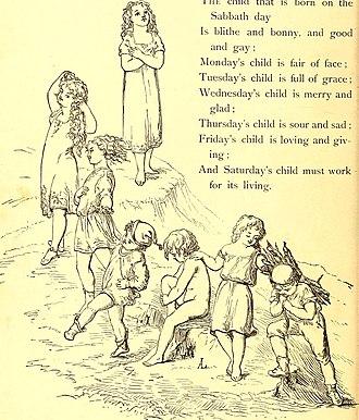 Monday's Child - Image: St. Nicholas (serial) (1873) (14596944999)