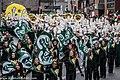 St. Patrick's Day Parade (2013) - Colorado State University Marching Band, Colorado, USA (8566273858).jpg
