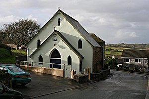 St Dominic, Cornwall - St Dominic Methodist Church