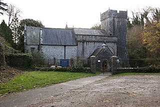 St Donats Church, St Donats Church in Wales