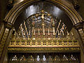 St Giles RC Church Cheadle Staffs rood screen.jpg