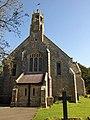 St John the Evangelist Church, Holdenhurst - geograph.org.uk - 1546820.jpg